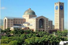 The Basilica of the National Shrine of Our Lady of Aparecida
